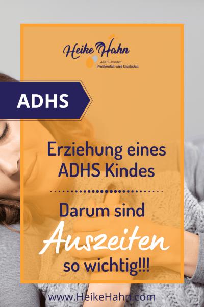 ADHS Auszeiten für Eltern