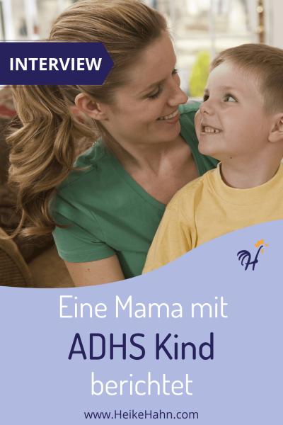 Interview Leben mit einem ADHS Kind