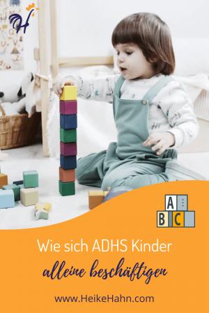 Spiele für Kinder mit ADHS