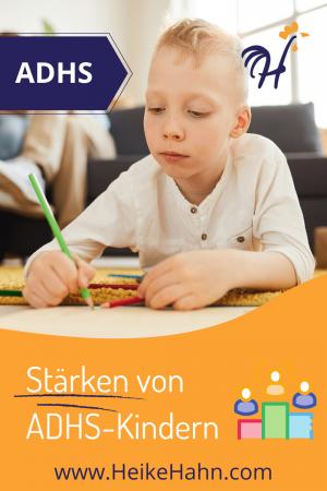 Stärken von ADHS-Kinder