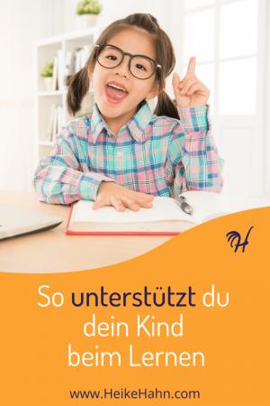So unterstützt du dein Kind beim Lernen